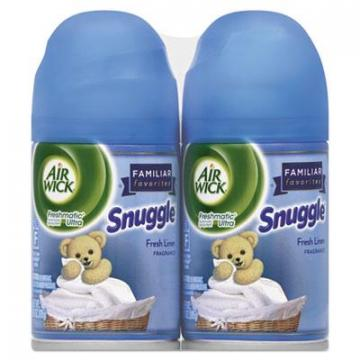 Air Wick 93045PK FRESHMATICULTRA Automatic Spray Refills