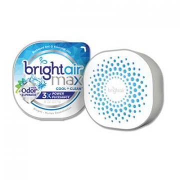 BRIGHT Air 900437 Max Odor Eliminator Air Freshener