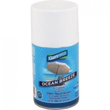Impact 325B Air Freshener Metered Aerosol 7.0 oz Ocean Breeze