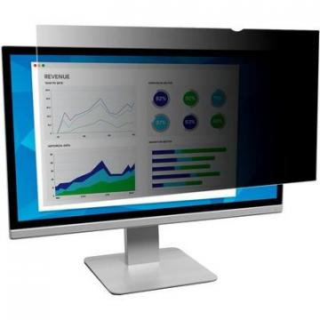 "3M PF270W1B Privacy Filter for 27"" Widescreen Monitor (16:10)"