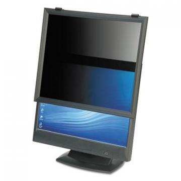 AbilityOne 6137630 SKILCRAFT Privacy Shield Desktop LCD Monitor Privacy Filter Made with 3M Material