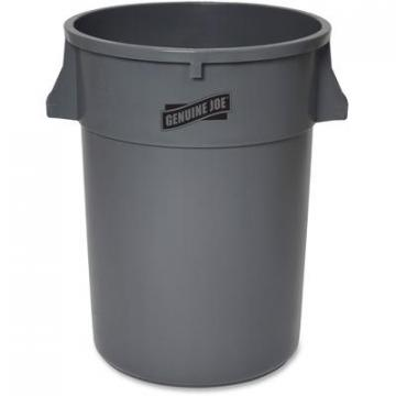 Genuine Joe 11581CT 44-gal Heavy-duty Trash Container