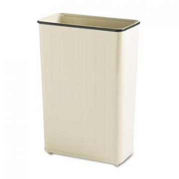 Rubbermaid WB96RALCT Commercial Fire-Safe Steel Rectangular Wastebaskets
