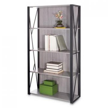 Safco 1903GR Mood Bookcases