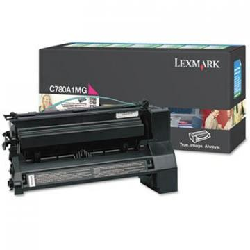 Lexmark C780A1MG Magenta Toner Cartridge