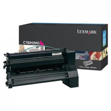 Lexmark C780H2MG Magenta Toner Cartridge