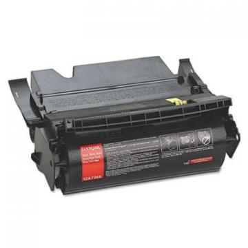 Lexmark 12A7365 Black Toner Cartridge