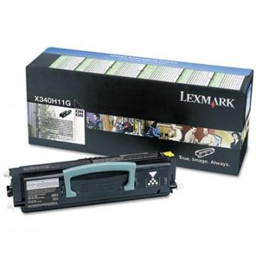 Lexmark X340H11G Black Toner Cartridge