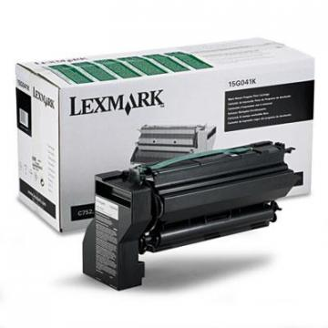 Lexmark 15G041K Black Toner Cartridge