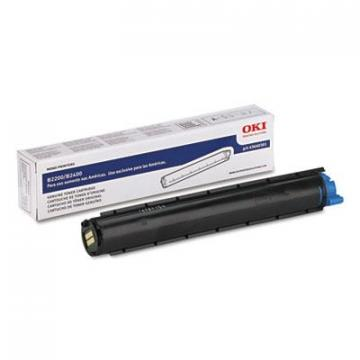 OKI 43640301 Black Toner Cartridge