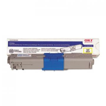OKI 44469719 Yellow Toner Cartridge