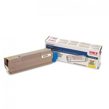 OKI 43324466 Yellow Toner Cartridge
