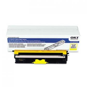 OKI 44250709 Yellow Toner Cartridge