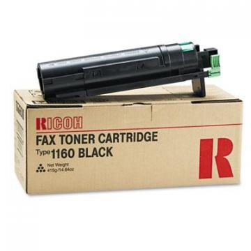 Ricoh 430347 Black Toner Cartridge