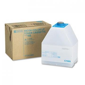 Ricoh 885375 Cyan Toner Cartridge