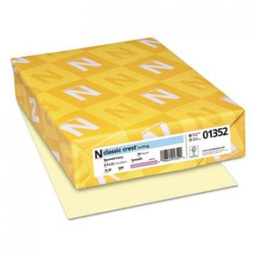 Neenah Paper 01352 CLASSIC CREST Stationery Writing Paper