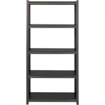 Lorell 59701 3200 lb Capacity Riveted Steel Shelving