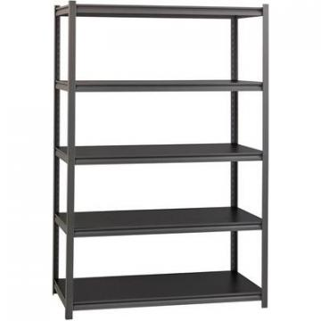 Lorell 59702 3200 lb Capacity Riveted Steel Shelving