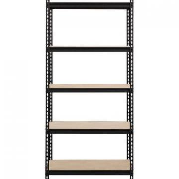Lorell 59697 2300 lb Capacity Riveted Steel Shelving
