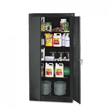 "Tennsco 1470BK 72"" High Standard Cabinet"