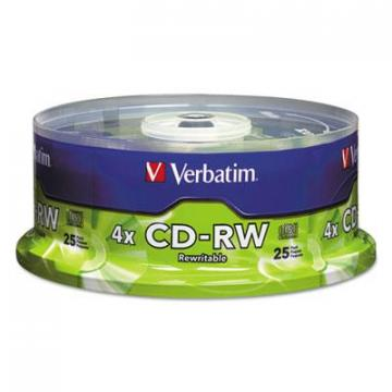 Verbatim 95169 CD-RW Rewritable Disc