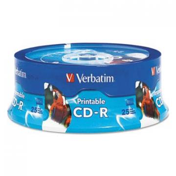 Verbatim 96189 CD-R Printable Recordable Disc