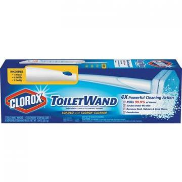 Clorox 03191PL ToiletWand Disposable Toilet Clean System