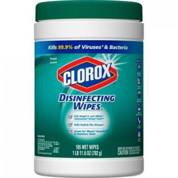 Clorox 01728CT Scented Disinfecting Wipes