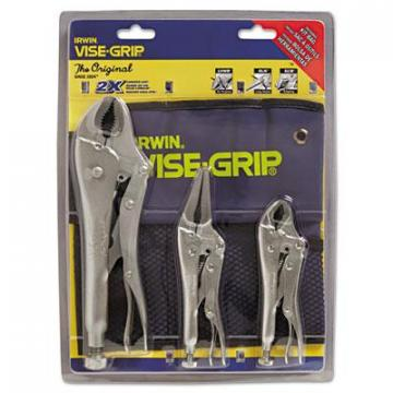 IRWIN Locking Pliers Set 321GS