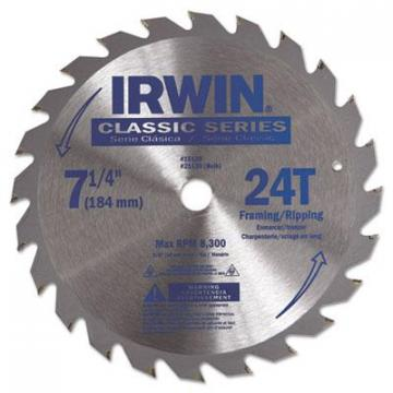 IRWIN Carbide-Tipped Circular Saw Blade 15130