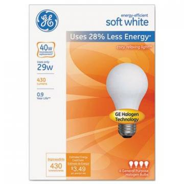 GE 70287 Energy-Efficient Halogen Bulb