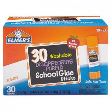 Elmer's E555 Elmers Washable School Glue Sticks