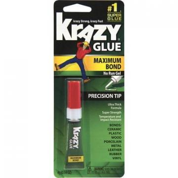 Elmer's KG48448MR Krazy Glue Advanced Gel