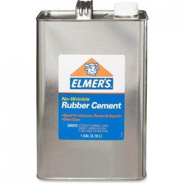 Elmer's 234 No-Wrinkle Acid-Free Rubber Cement