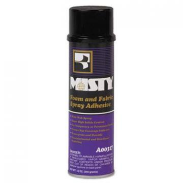 Misty 1028374 Foam and Fabric Spray Adhesive