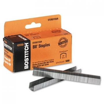 Bostitch STCR211538 B8 PowerCrown Premium Staples