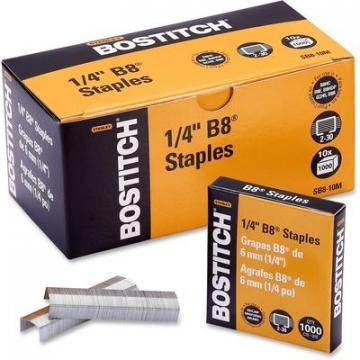 Bostitch SB810M PowerCrown Premium Staples