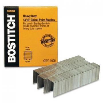 "Bostitch SB351316HC1M 13/16"" Heavy Duty Premium Staples"