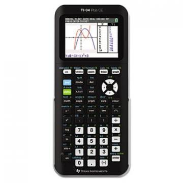 Texas Instruments 84PLCETBL TI-84 Plus CE Programmable Color Graphing Calculator