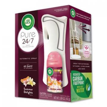 Air Wick 92944 Freshmatic Life Scents Starter Kit