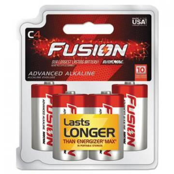 Rayovac 8144TFUSK Fusion Performance Alkaline Batteries