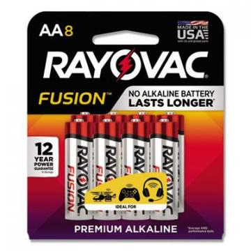 Rayovac 8158TFUSK Fusion Performance Alkaline Batteries
