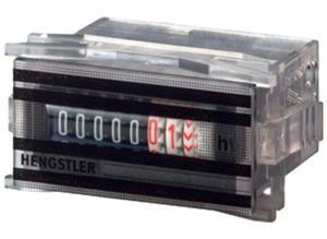 Hengstler Panel-mount-hour hours meter 0 891 331