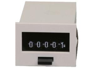 Hengstler Panel-mount pulse counter 0 875 107