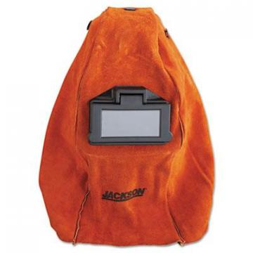 Jackson Safety 14531 Jackson Safety 860P Leather Welding Helmet