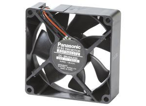 Panasonic DC axial fan, 12 V, 80 mm, 80 mm ASFN 80391