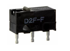 Omron Sub-miniature snap-action switch D2F