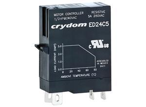 Crydom Solid state relay, zero voltage switching, 5.0 A, 18 V