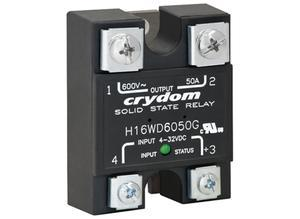 Crydom High-voltage solid state relay, zero voltage switching, 50 A, 48 V