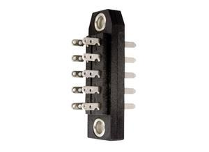 Telegärtner Male connector, 20, Solder pin, Pin